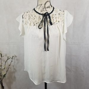 MINE Blouse Size Large